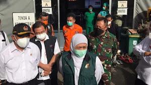 Breaking news: Dua pasien Covid-19 Varian Baru Delta berhasil disembuhkan