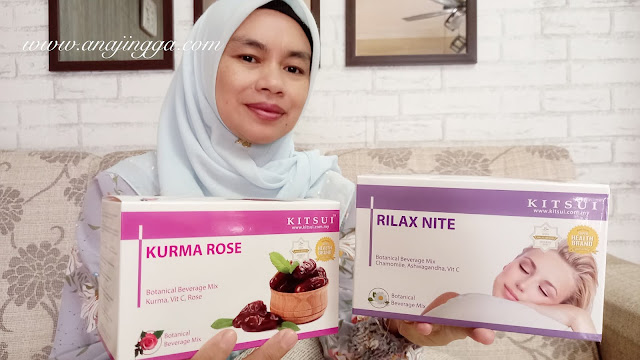 review Kitsui Rilax Nite , Kitmui Kurma Rose