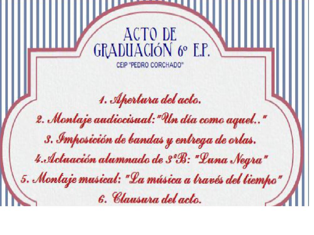 Poemas De Graduacion