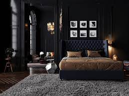 Cat Tembok Kamar warna hitam