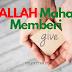 Allah Maha Memberi