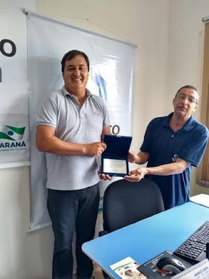 Sala do empreendedor de Mauá da Serra é premiada pelo serviço prestado as pequenas empresas