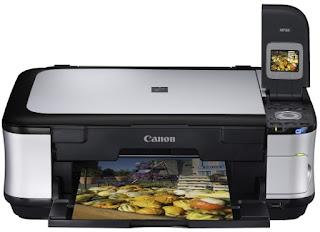 Canon PIXMA MP545 Printer And Scanner Driver Printer