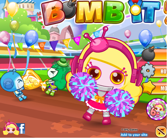 Bomb It 8 - Chơi game dat boom It 8 2 người Online Y8 hấp dẫn