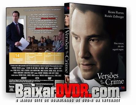 Versões de Um Crime (2017) DVD-R OFICIAL