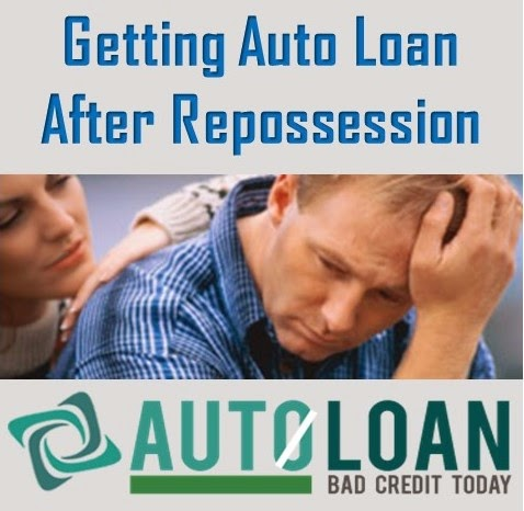 buy car after repossession