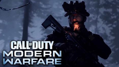 COD: Modern Warfare Release Trailer
