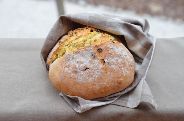 Irish Soda Bread  (Irlanda)