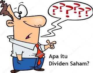 apa itu dividen saham