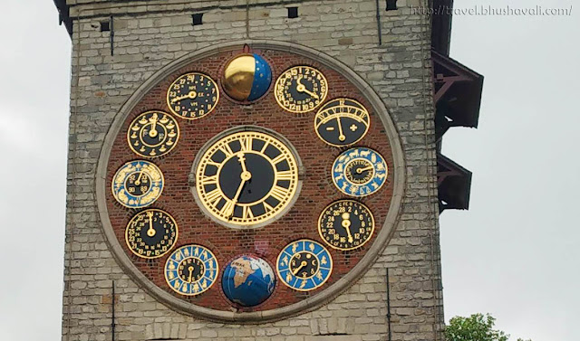 Top places to visit in Lier Zimmertoren Jubilee Centenary Clock