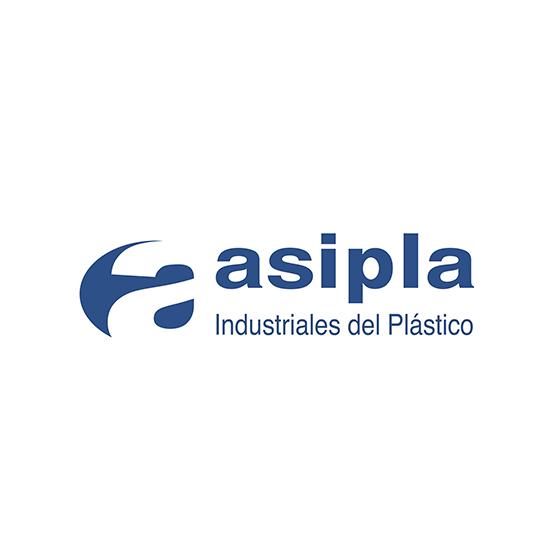 Logo ASIPLA - Auspiciador III Congreso Internacional de la Industria Plástica, Lima, Perú, abril 2020