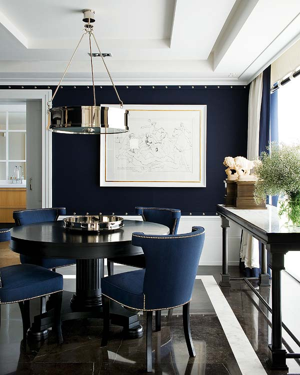 Dining Room Interior Design With Modern Dining Tables: All Decors I Like...: Un Classico...em Malaga