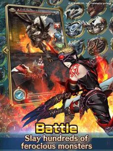 Monster Hunter Dragon Project Apk