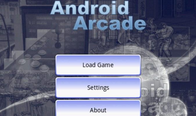 Emulator Arcade Game Emulator untuk Android