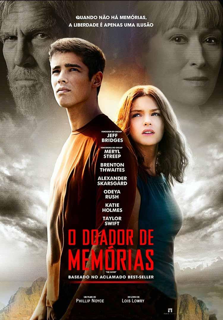 O Doador de Memórias Torrent – Blu-ray Rip 1080p Dublado (2014)