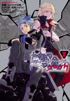 Manga Gundam Build Divers Re:RISE Dirilis Bulan November