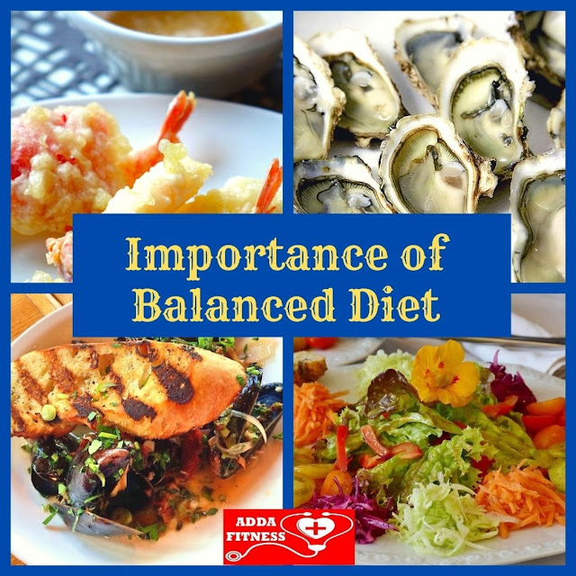 Importance of a Balanced Diet Over Exercise