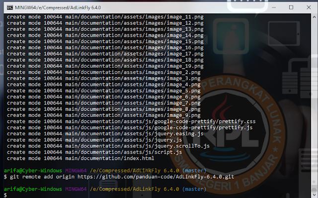 Git Remote Origin
