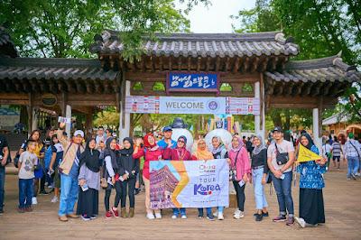 Paket Tour Muslim Korea Selatan 2019