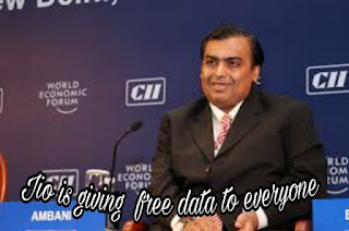 Reliance Jio has given a very big decision in today's date. A service will be free for all of you. On behalf of Reliance Jio.