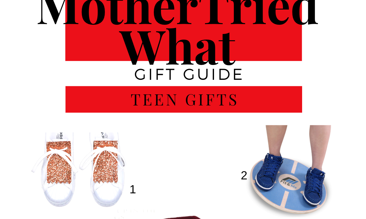 Gift Guide: Gifts for Teens