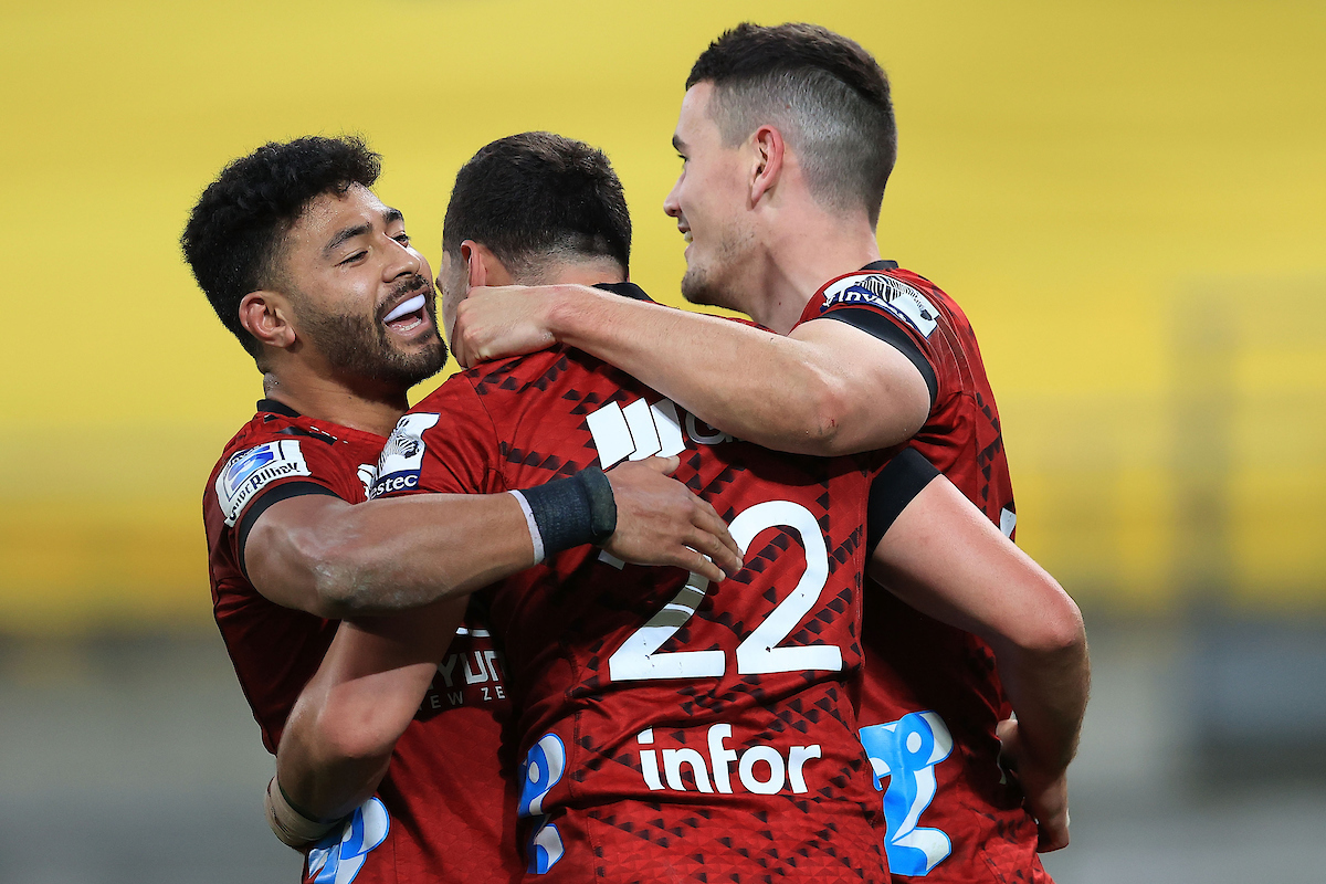 Looking Back: Super Rugby Aotearoa Round 2