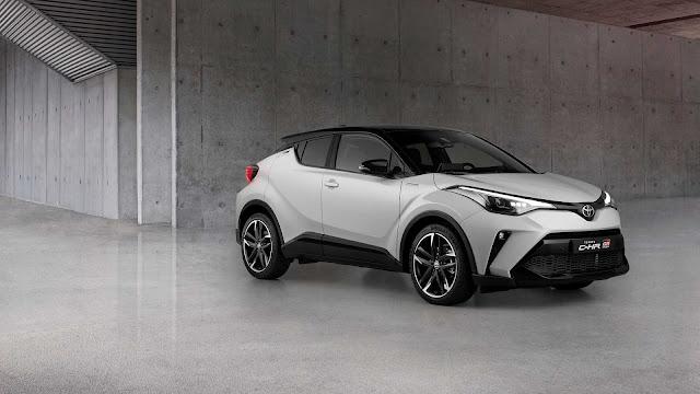 Essai du Toyota C-HR 2020