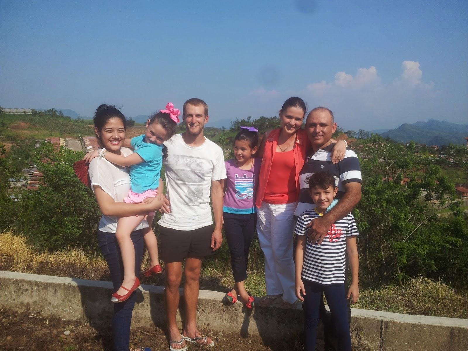 1ere rencontre avec la belle famille