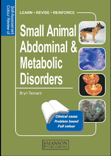 Small Animal Abdominal & Metabolic Disorders: Self-Assessment Color Review 1st Edition