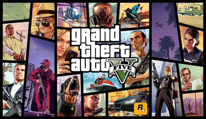 Download GRAND THEFT AUTO V Free PC