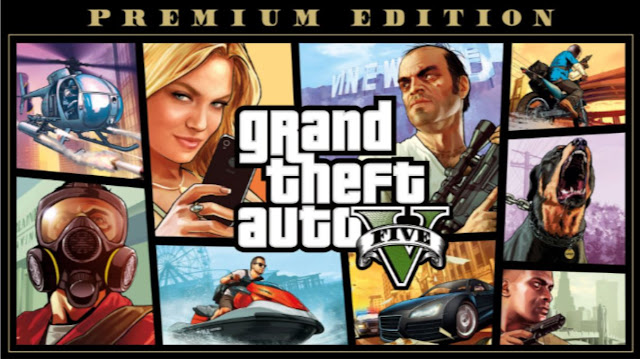 GTA V (PC) bisa didapatkan secara GRATIS di EPIC GAMES