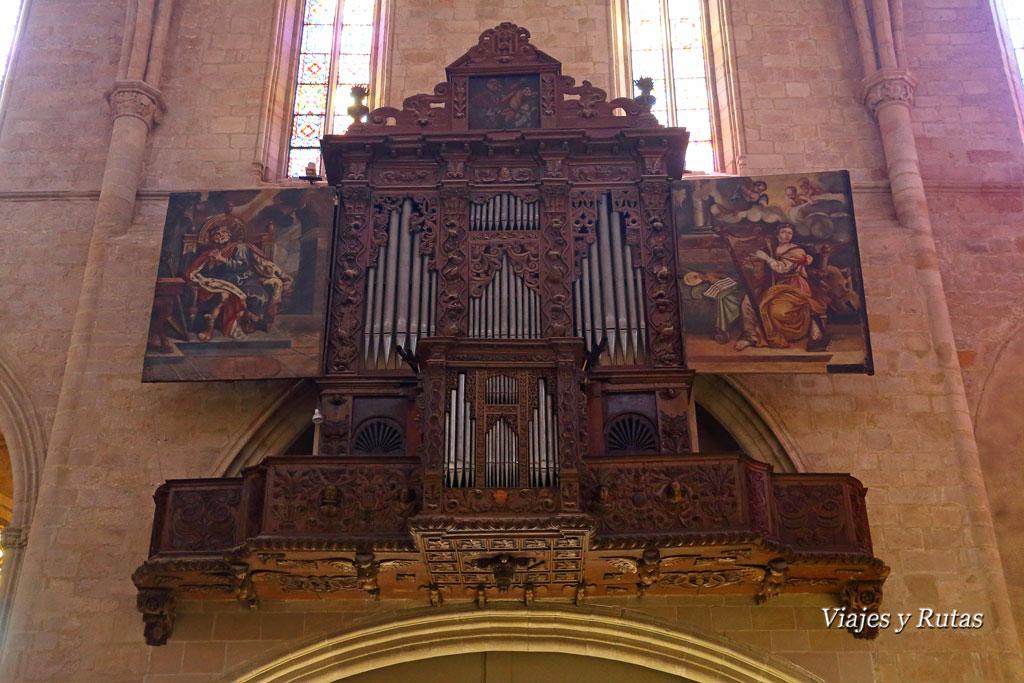 Iglesia de Santa María la Mayor, Montblanc