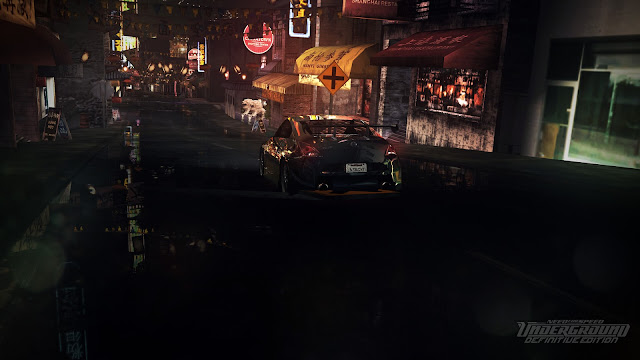 Need for Speed Underground Definitive Edition Repack