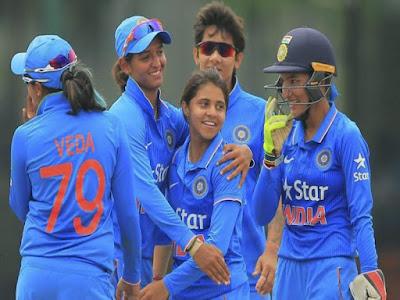 SA-W tour of IND 2019 SA-W vs IN-W 4th T20I Match