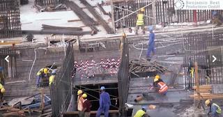 وفاة 1400 عامل مهاجر في قطر في بناء ملاعب كرة القدم لكأس العالم