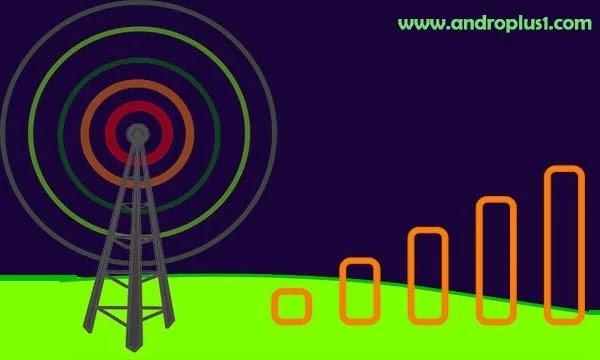 كيفية معرفة قوة الشبكة في منطقتك