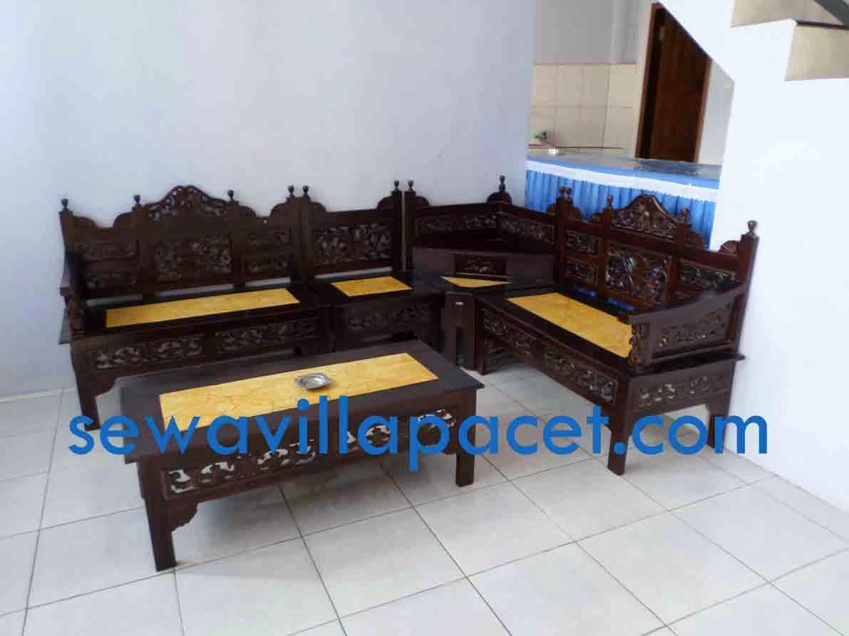 Penyewaan villa Pacet Murah