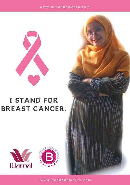 SADARI kanker payudara, cara deteksi dini kanker payudara, kisah nyata kanker payudara, berpartisipasi di bulan breascancer awareness, breast cancer awareness month, SADANIS kanker payudara