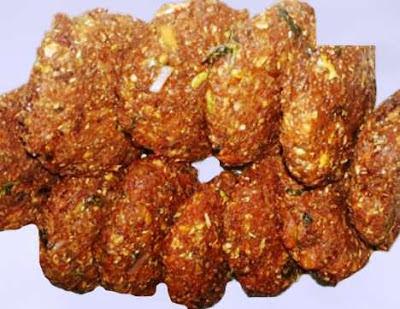 Soybean Ke Kabab