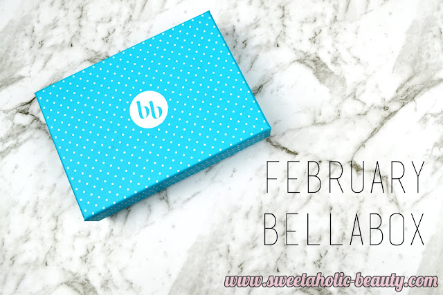 February Bellabox Review - Sweetaholic Beauty