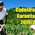 Agricultores de Trindade realizam cadastramento do Garantia Safra 2019/2020