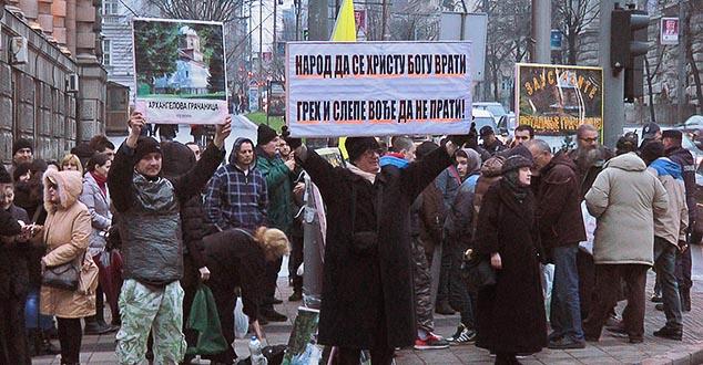 О. Антоније: Окупирана Србија има окупираног патријарха (ВИДЕО)