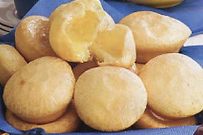 Receitas do Vale do Ribeira, Receita de pão de queijo de liquidificador