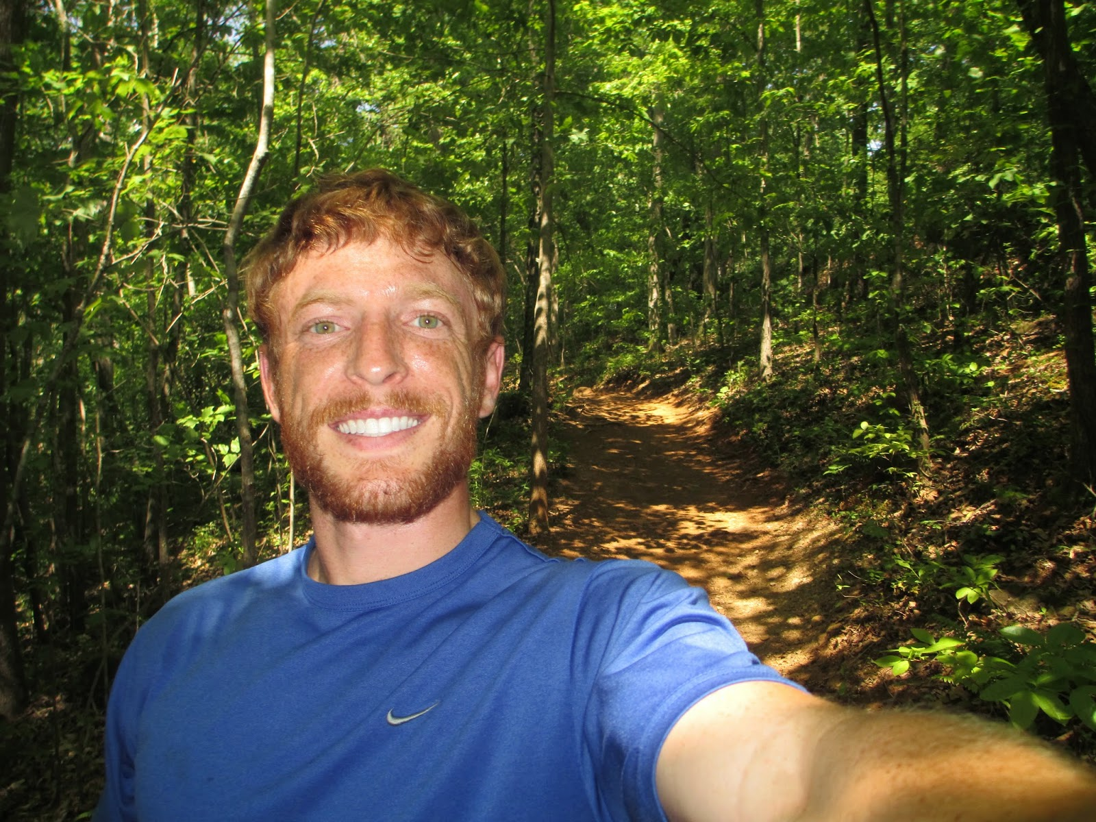 Greenville Outdoor Fitness, Trail Run