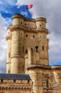 Le donjon, Vincennes Castle, Paris, France