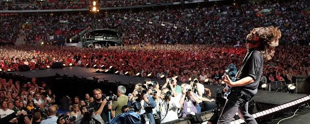 Música en imagen: Foo Fighters