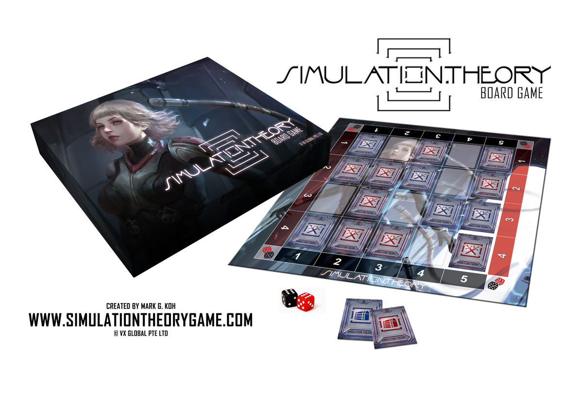 Simulation Theory Kickstarter Review