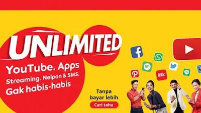 PAKET INTERNET | Perbedaan Paket Internet Freedom Dan Paket Internet Unlimited
