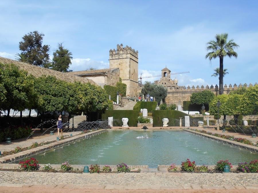 Alcázar de los Reyes Católicos, Córdoba