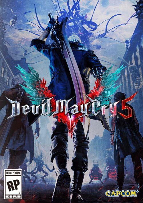 Devil May Cry 5 + DLC + Việt Hóa